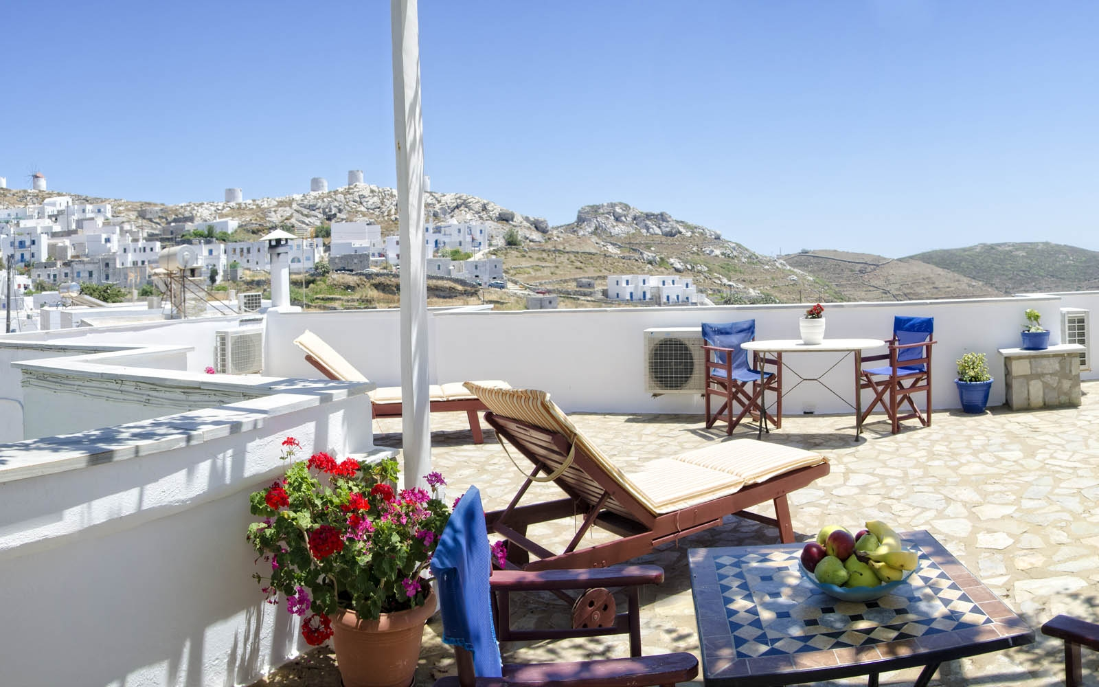 3 nights in Amorgos...